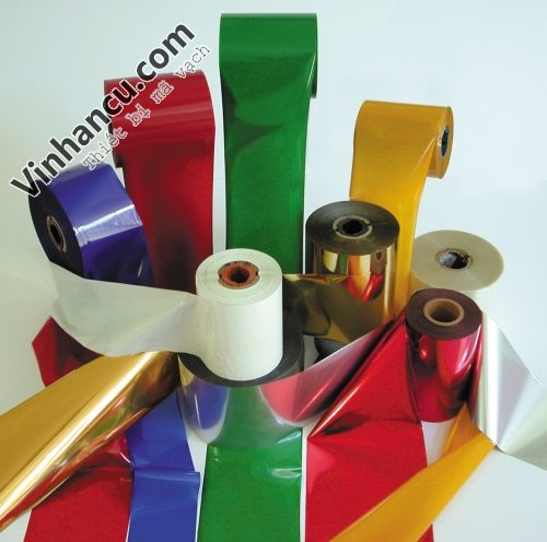 Ribbon Wax Resin Armor APR 600 khổ 110mmx300m