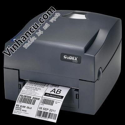 Máy GoDEX G 500 203 dpi giá rẻ