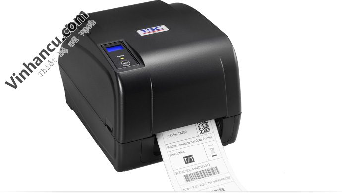 Máy in mã vạch barcodes giá rẻ