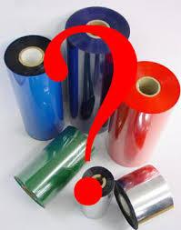 Ribbon Wax Resin chính hãng
