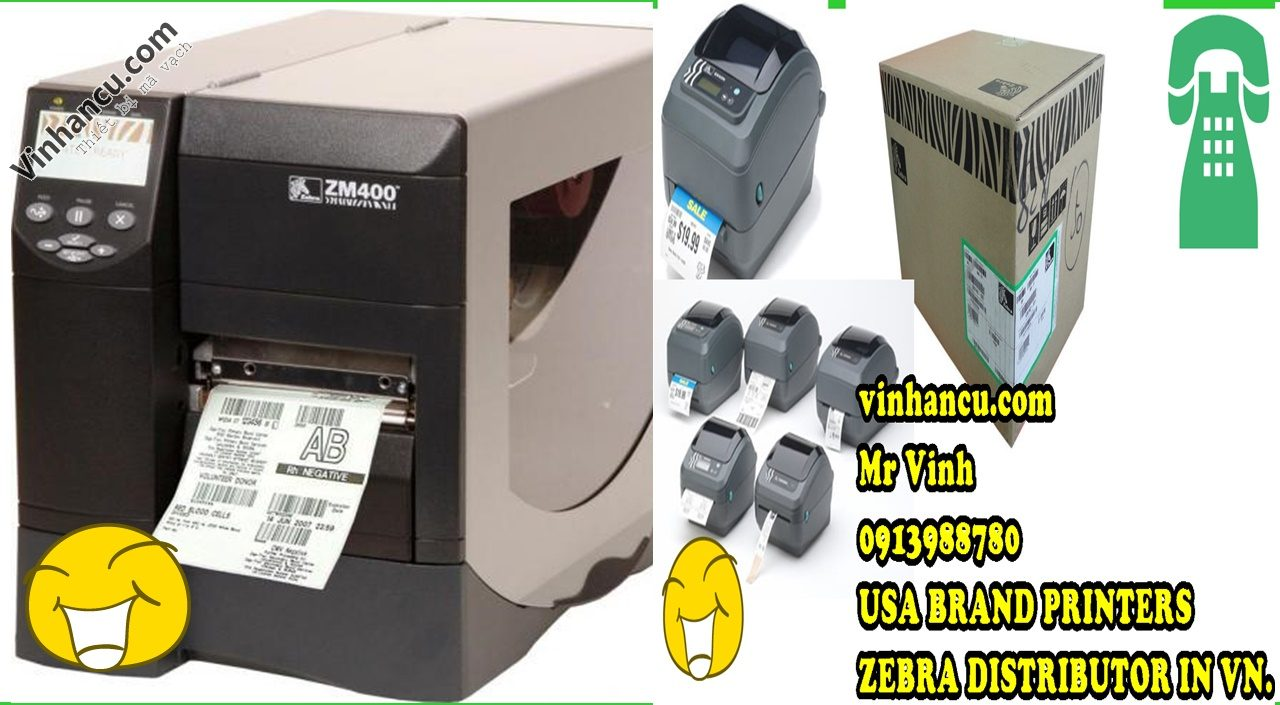 Zebra Zm400 Load Labels