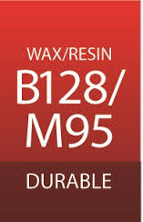 itw premium wax resin b128 110mmx300m