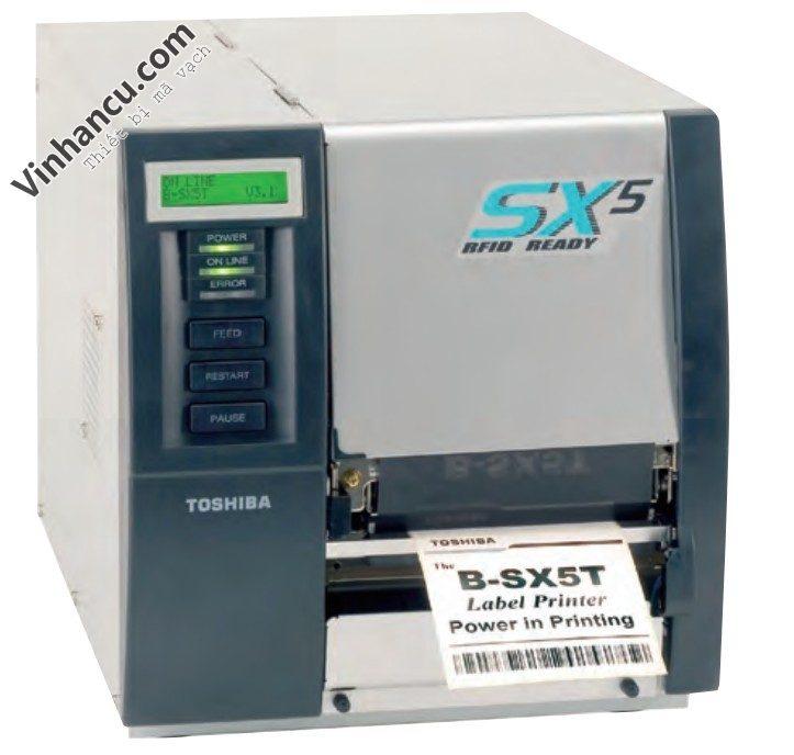 máy in Toshiba Tec B-SX5T
