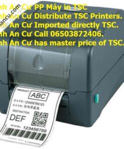 Bán máy in tem TSC TTP 345 300 DPI