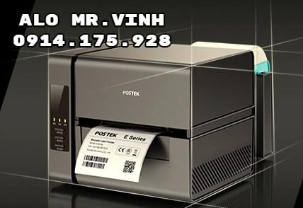 máy in mã vạch postek em210 giá rẻ đáng mua - may in ma vach gia re 1 postek em210